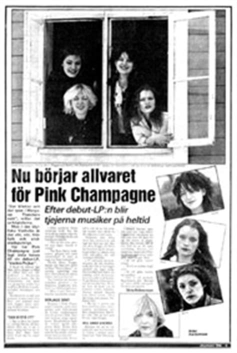 Pink Champagne - UNG - LP
