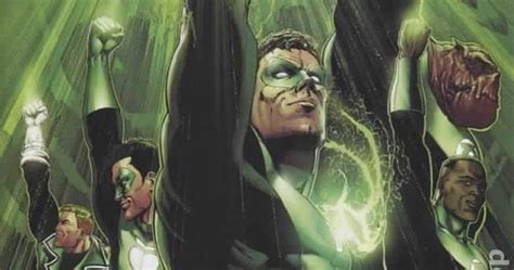 Zack Snyder Teases Green Lantern's Debut in Justice League