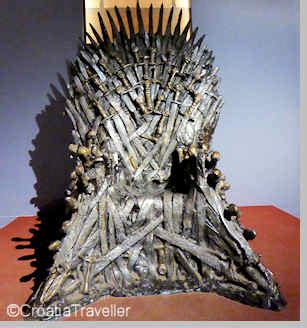 Game of Thrones Self-Guided Tour