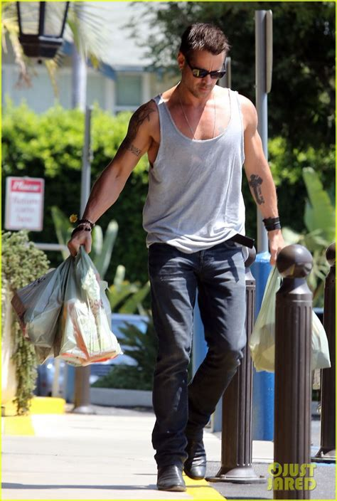 Colin Farrell: Ice Cream with Henry!: Photo 2705760