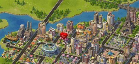 SimCity Social Is a City-Building Video Game - The New