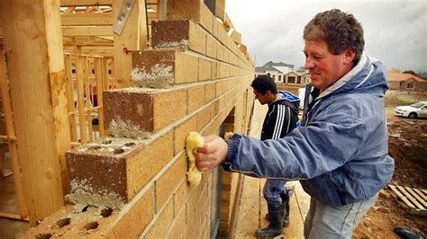 Skilled Brick Layers Can Apply for Working Skilled Visa to