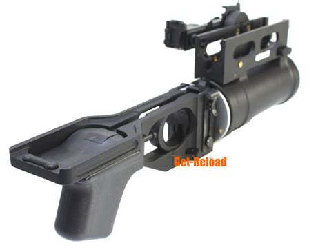 DBoys GP25 Grenade Launcher at Get Reload   Popular Airsoft