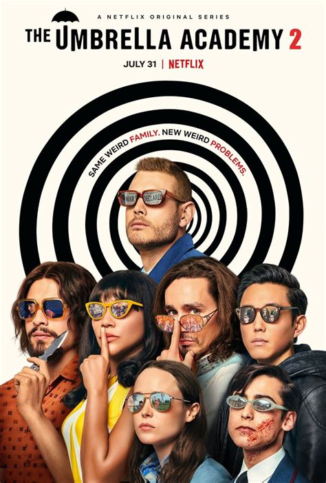 Umbrella Academy season 2 poster is extremely revealing