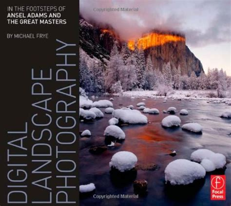 5 Great Books for Learning How To Photograph Landscapes