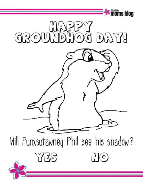 10 Sweet Stories for Groundhog Day and Printables!