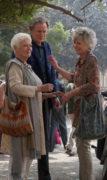 The Second Best Exotic Marigold Hotel *** (2015, Maggie