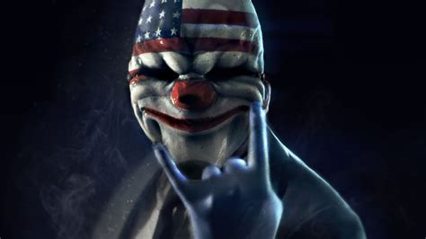 """""""Broke dick piece of shit drill"""" stars in Payday 2's"""