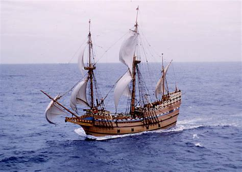 Facts About The Mayflower Ship - Some Interesting Facts