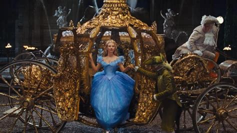 Live-Action 'Cinderella' Trailer Makes Fairy Tale More