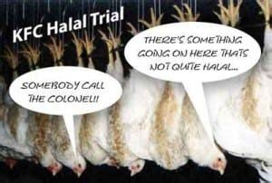 KFC's UK 'Halal Trial' put on trial…and found guilty