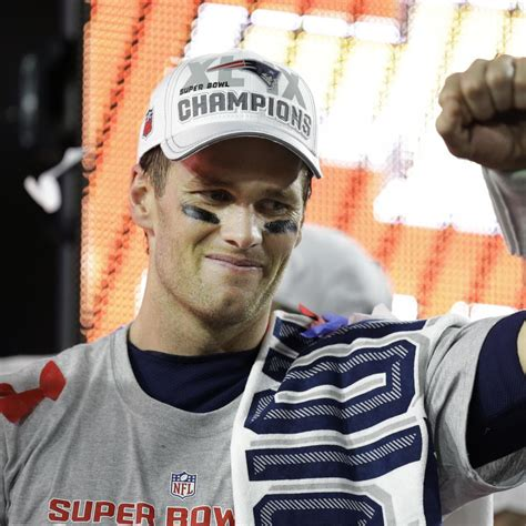 Tom Brady's Stats, Highlights, Comments After Winning 2015