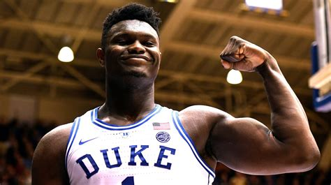 Duke's Zion Williamson was the talk of the town at NBA All