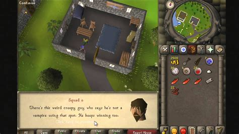 Runescape 2007 Fishing Contest QUEST GUIDE! QUICK! - YouTube