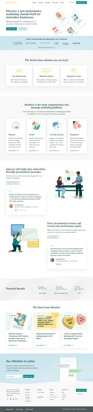 92 Best SaaS Homepage Pages Design Inspiration of 2020