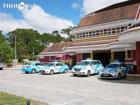 How to get from Dalat Airport to City Center