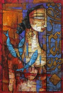 Figurative Painting 1 by artist A S Rind | ArtZolo