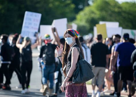 PHOTOS: Hundreds gather in Gainesville for march that