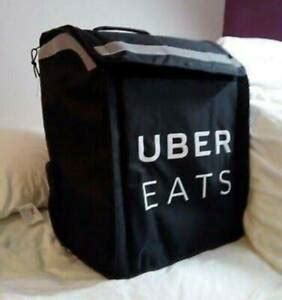 Uber eats bag | Bicycle Parts and Accessories | Gumtree