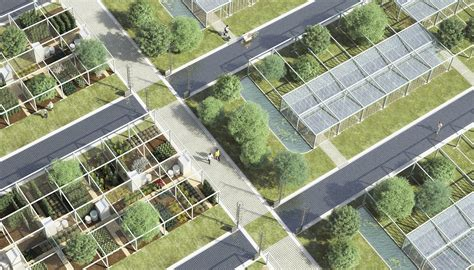 Gallery of Sustainable Parking Space for an Eco