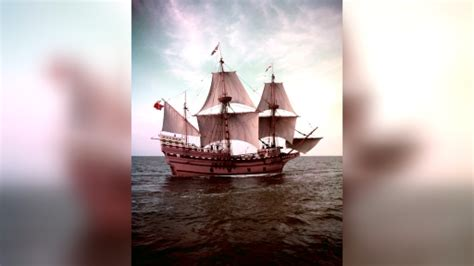 Mayflower 400: Why is the ship so important?   West