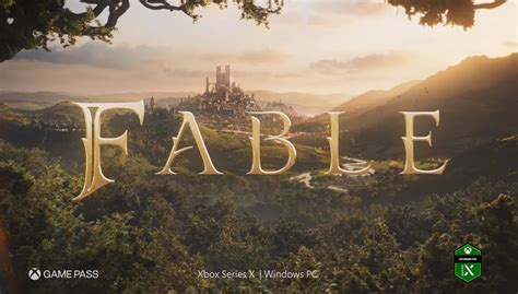 Fable is officially in development for Xbox Series X | VGC
