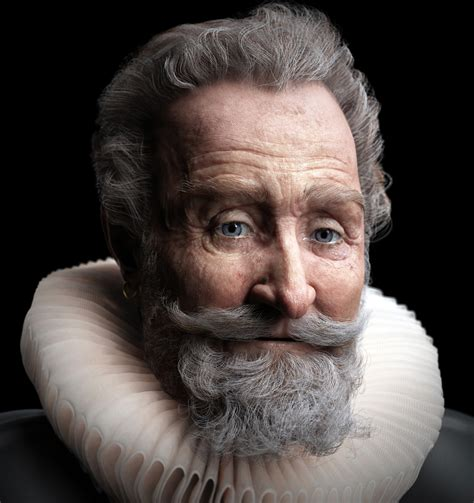 Portraits Of The 21st Century: The Most Photorealistic 3D