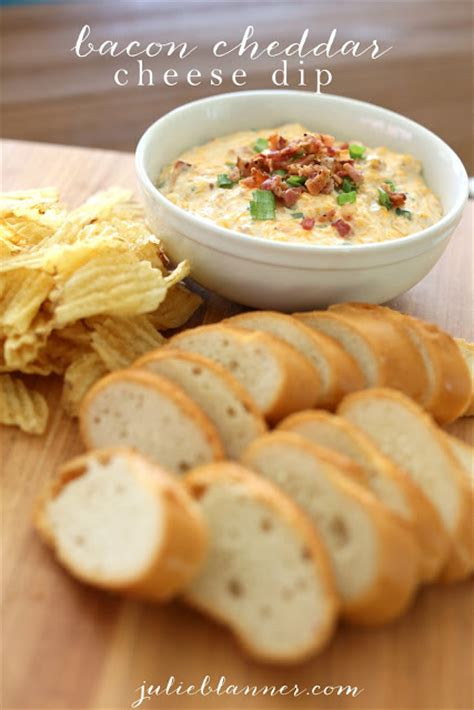 Bacon Cheddar Cheese Dip   The Best Cheese Dip Recipe