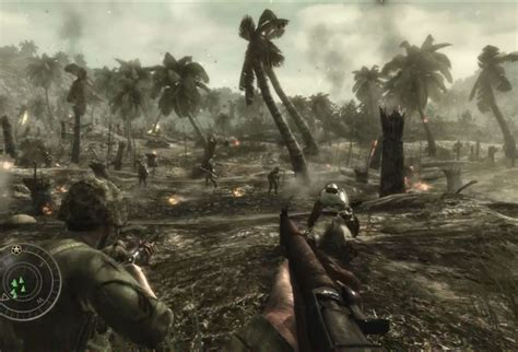 Call of Duty: World at War Is Now Xbox One Backwards