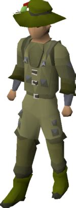 Angler's outfit - OSRS Wiki