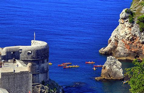 The Ultimate Game of Thrones Kayak Tour in Dubrovnik