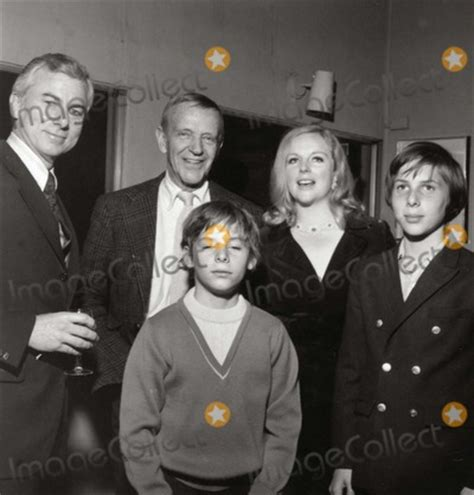 Photos and Pictures - Fred Astaire with Family Son-in-law